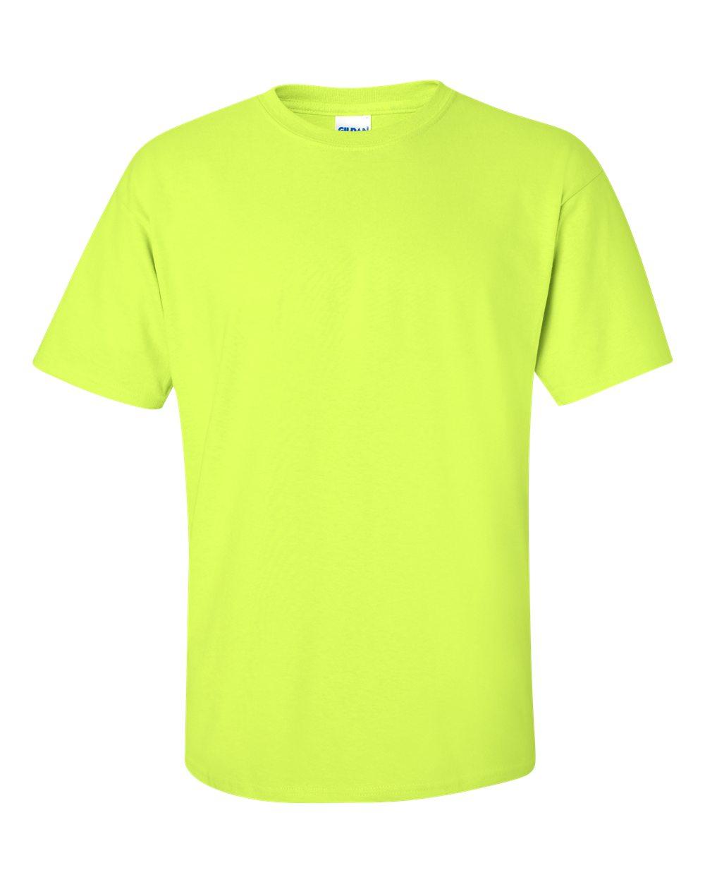 9e39d58a Gildan – Ultra Cotton High Visibility T-Shirt – 2000   Action Safety ...